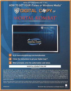 MK Digital Copy