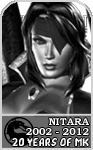 Eliminated Round 2 by Nitara