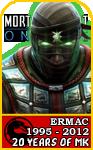 Ermac d. Sub-Zero (Championship)