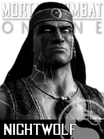Eliminated Round 1 by Nightwolf